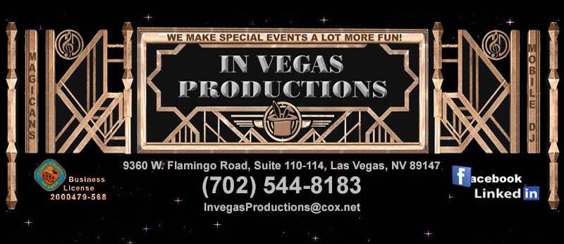 Las Vegas Magicians   Las Vegas Mobile DJs   Corporate Events on